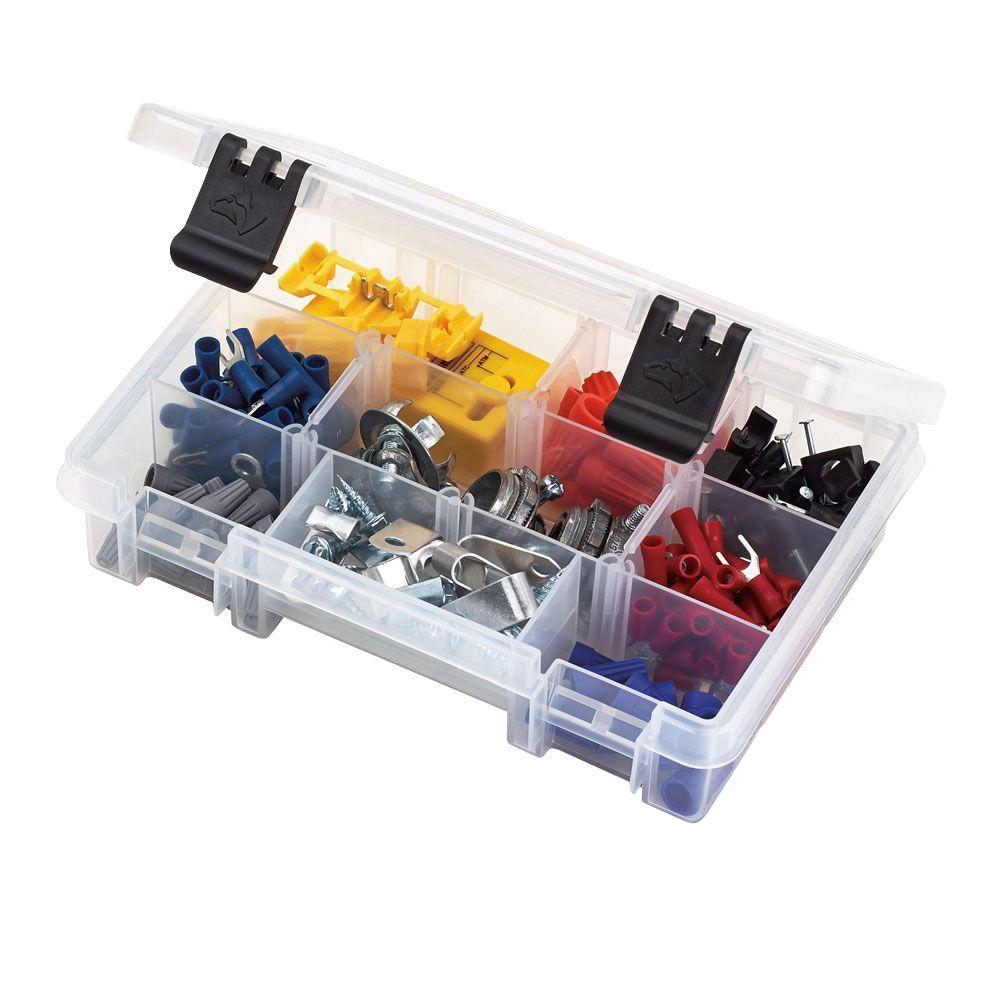 7 in. 6-Compartment Small Parts Organizer
