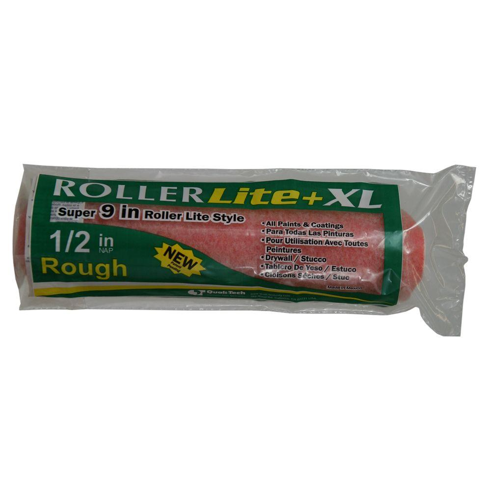 Roller Lite Plus xl 9 in. x 1/2 in. Fabric Refill