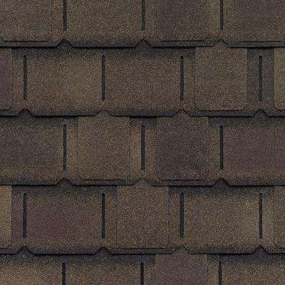 Camelot II Barkwood Value Collection Lifetime Architectural Shingles (25 sq. ft. per Bundle)