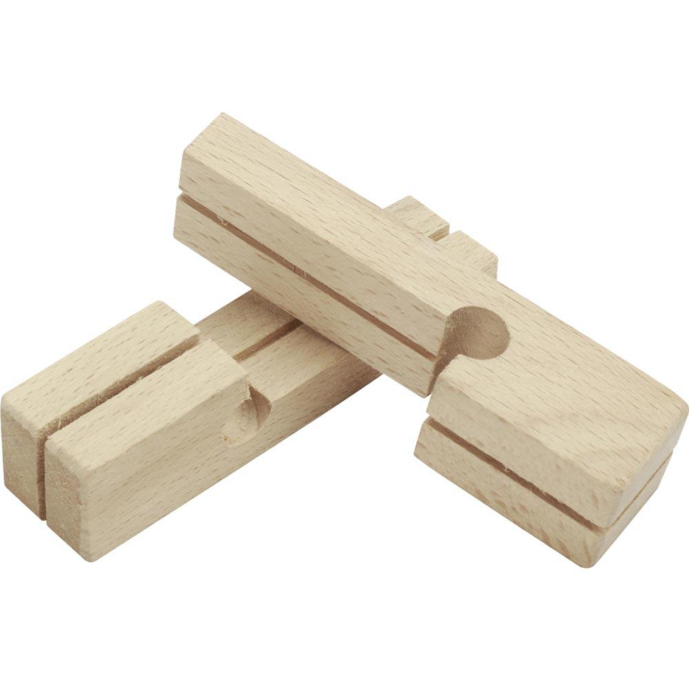 Anvil Wood Line Blocks Pair-57481 - The Home Depot