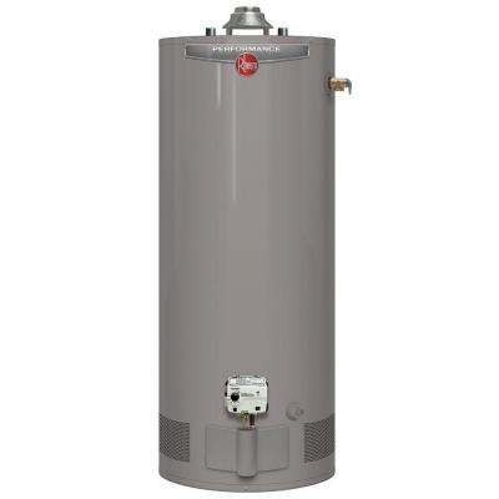 Performance 30 Gal. Short 6 Year 30,000 BTU Natural Gas Tank Water Heater