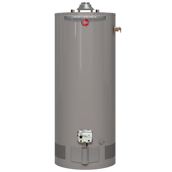 ''Performance 40 Gal. Short 6-Year 34,000 BTU Natural Gas Tank Water Heater''