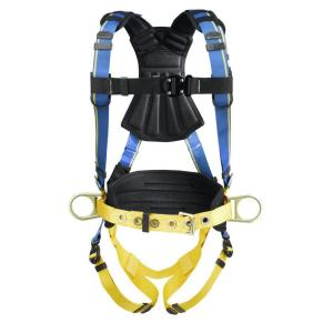 Werner Upgear Blue Armor 2000 Construction (3 D-Rings) XL Harness by Werner