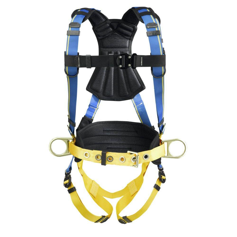 Werner Upgear Blue Armor 2000 Construction (3 D-Rings) XL Harness