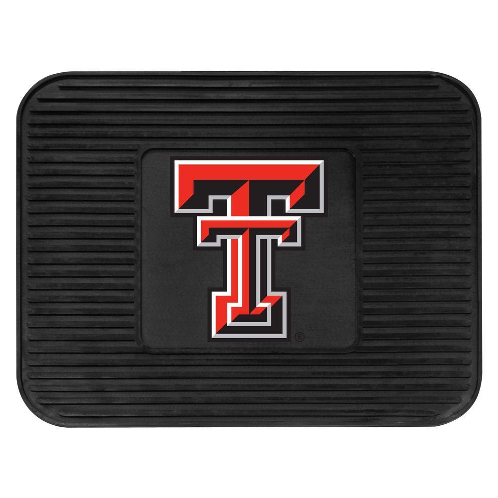 Fanmats Texas Tech University 14 In X 17 In Utility Mat 10067