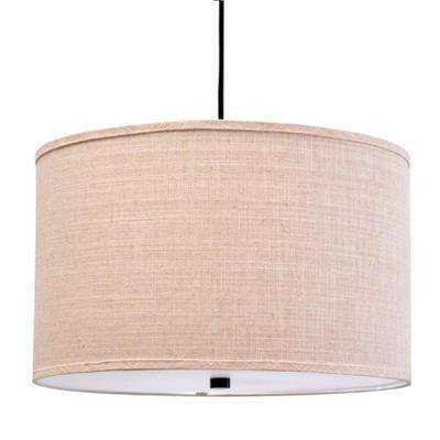 Drum - Bronze - Farmhouse - Pendant Lights - Lighting - The Home Depot