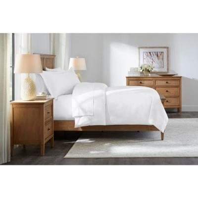 500 Thread Count Egyptian Cotton Solid Sateen Duvet Set