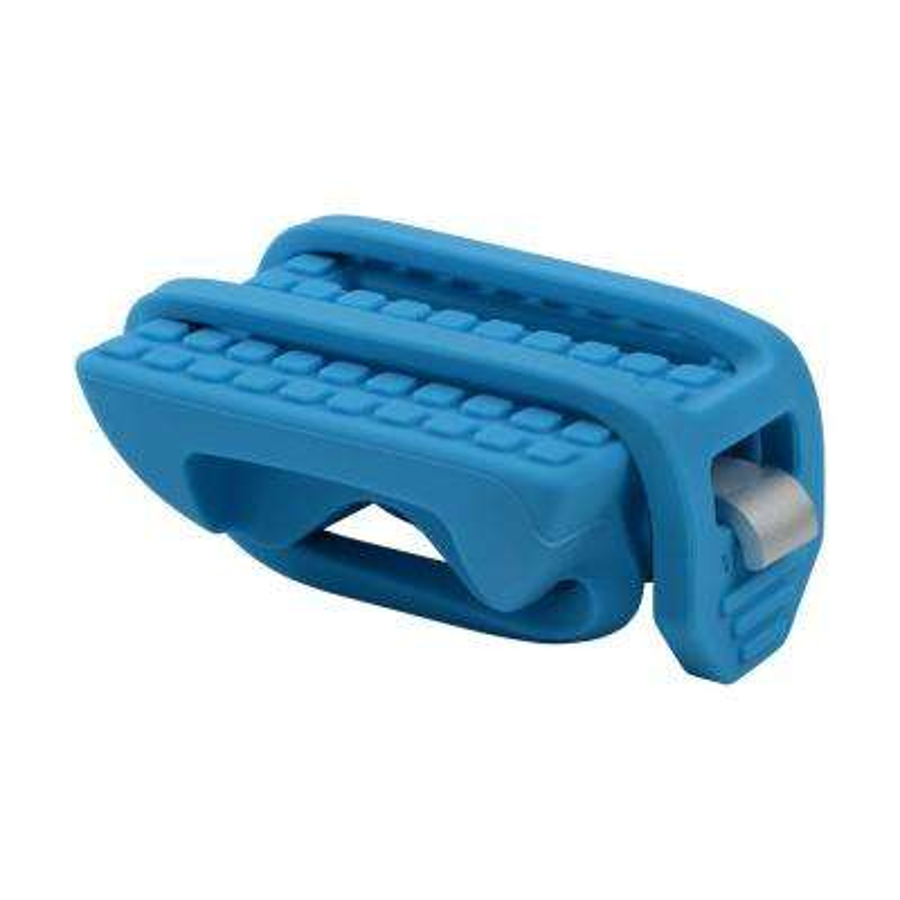 HandleBand Universal Smartphone Bar Mount, Bright Blue