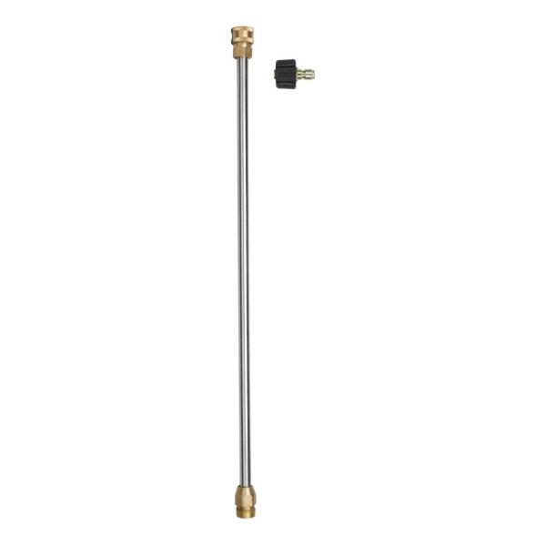 36 in. Wand with 1/4 in. QC Coupler