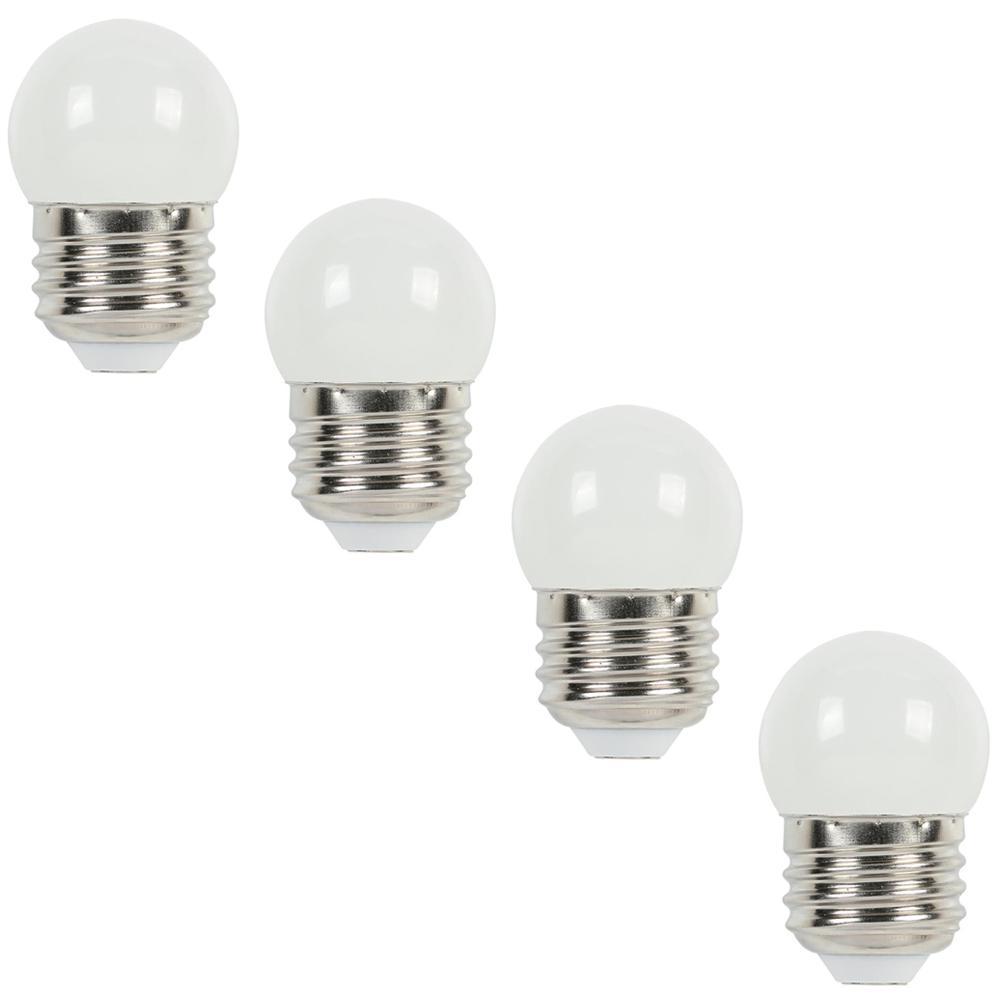 Westinghouse 7 5-Watt Equivalent Warm White S11 LED Light Bulb (4-Pack)