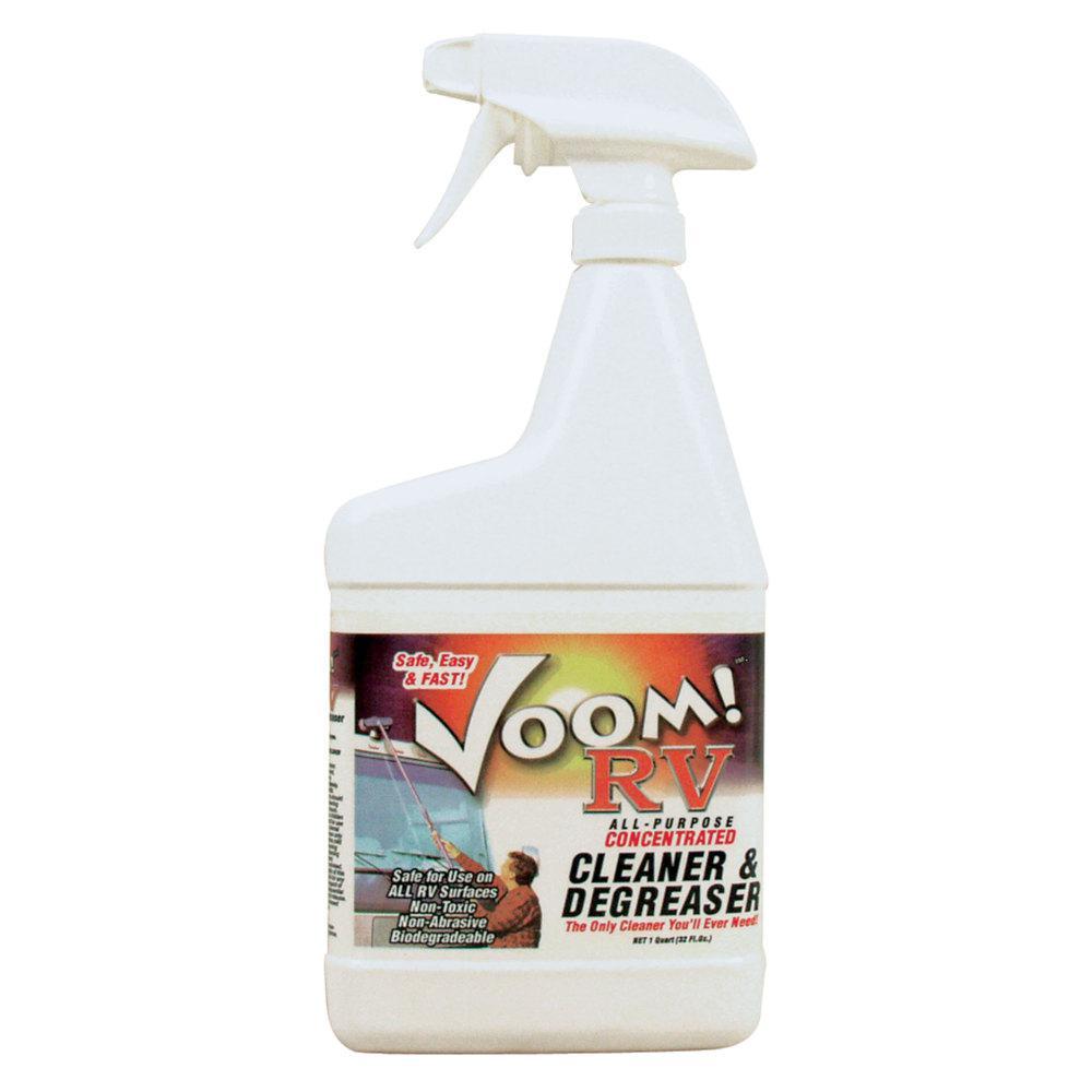 Voom! RV Cleaner & Degreaser - 32 Oz. Spray