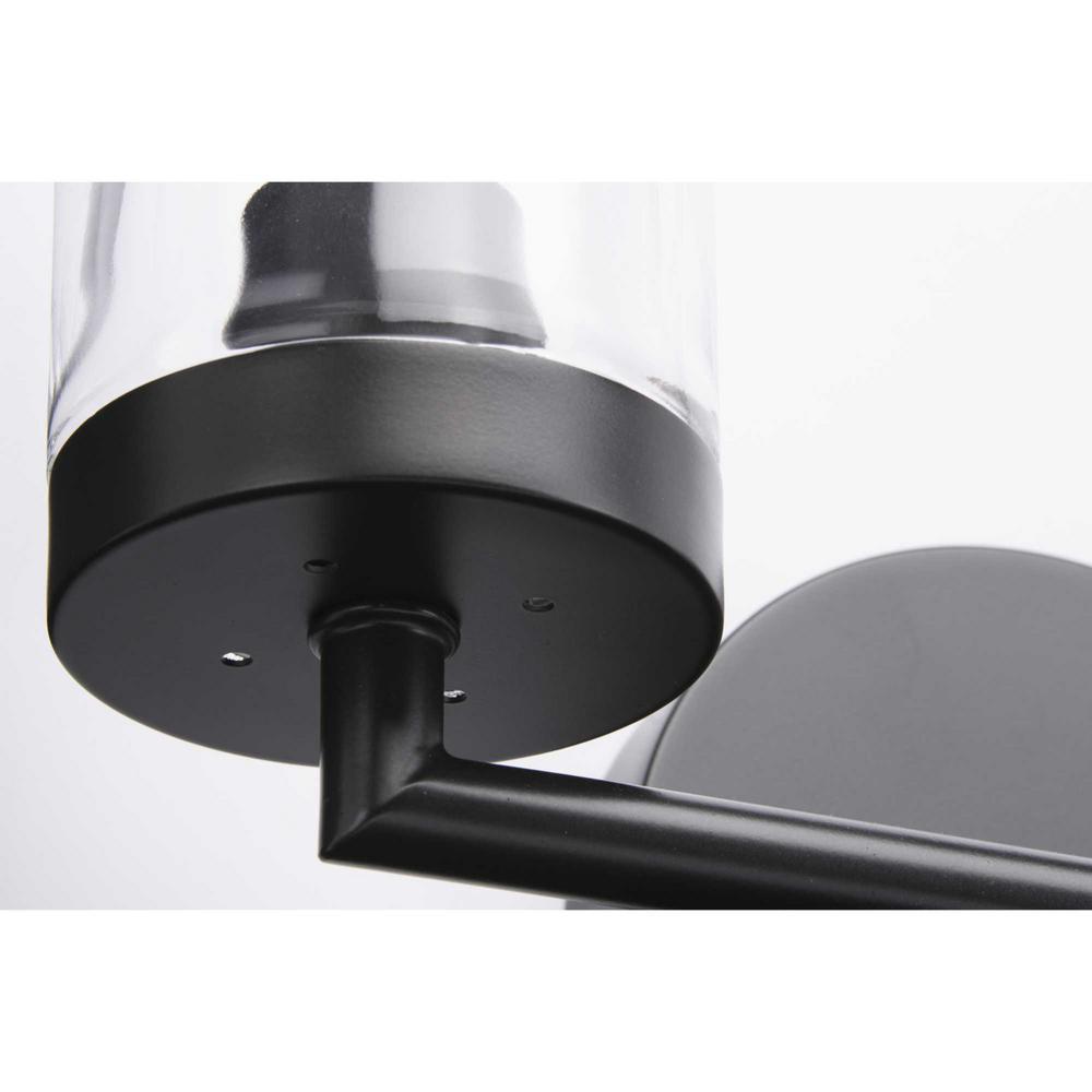 Signal 2-Light Graphite Bath Light