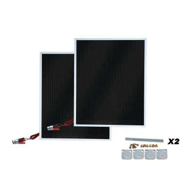 Competition Solar 7-Watt Amorphous Solar Panel (2-Pack)