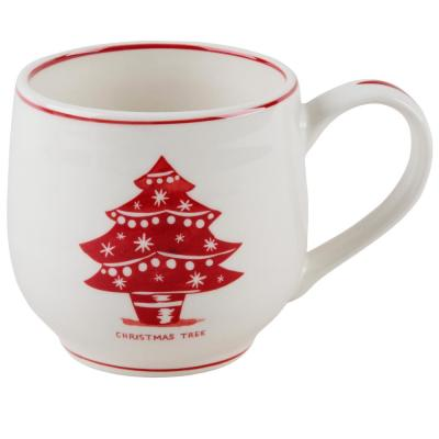 14 oz. Christmas Tree Mug
