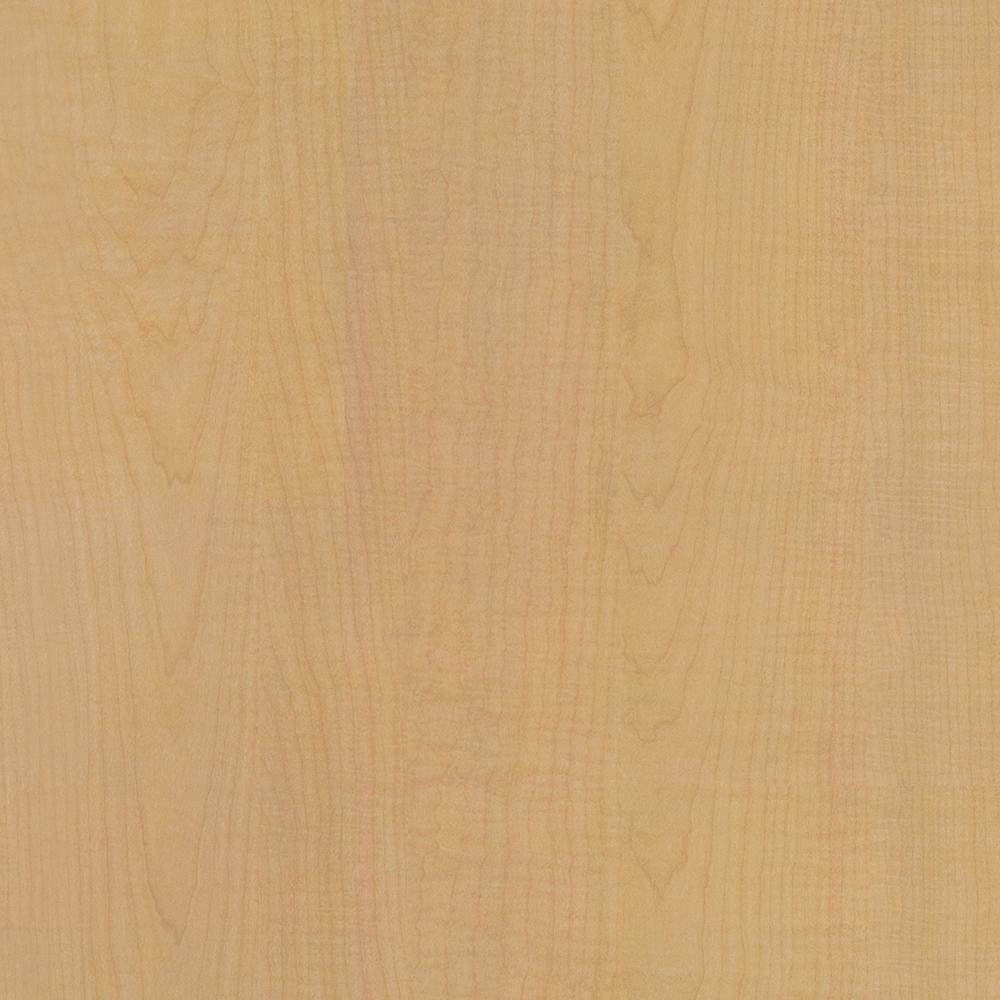 48 in. x 96 in. Laminate Sheet in Fusion Maple with
