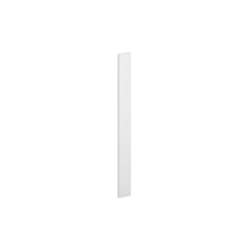 hamptonbay Hampton Bay 3 in. x 30 in. x 0.75 in. Cabinet Filler in Warm White