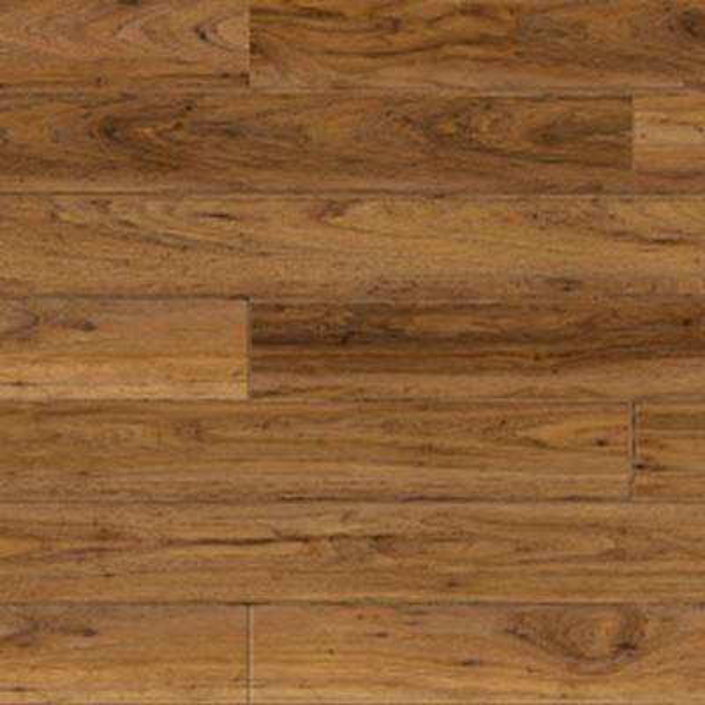 Take Home Sample - Lincoln Murdock Pecan Laminate Flooring - 7-5/8 in. x 10 in.