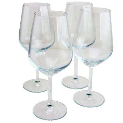 Allegra 16.5 oz. Red Wine Glass Set (4-Pack)