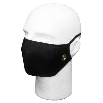 Padded Head Strap Face Mask (4-Pack)