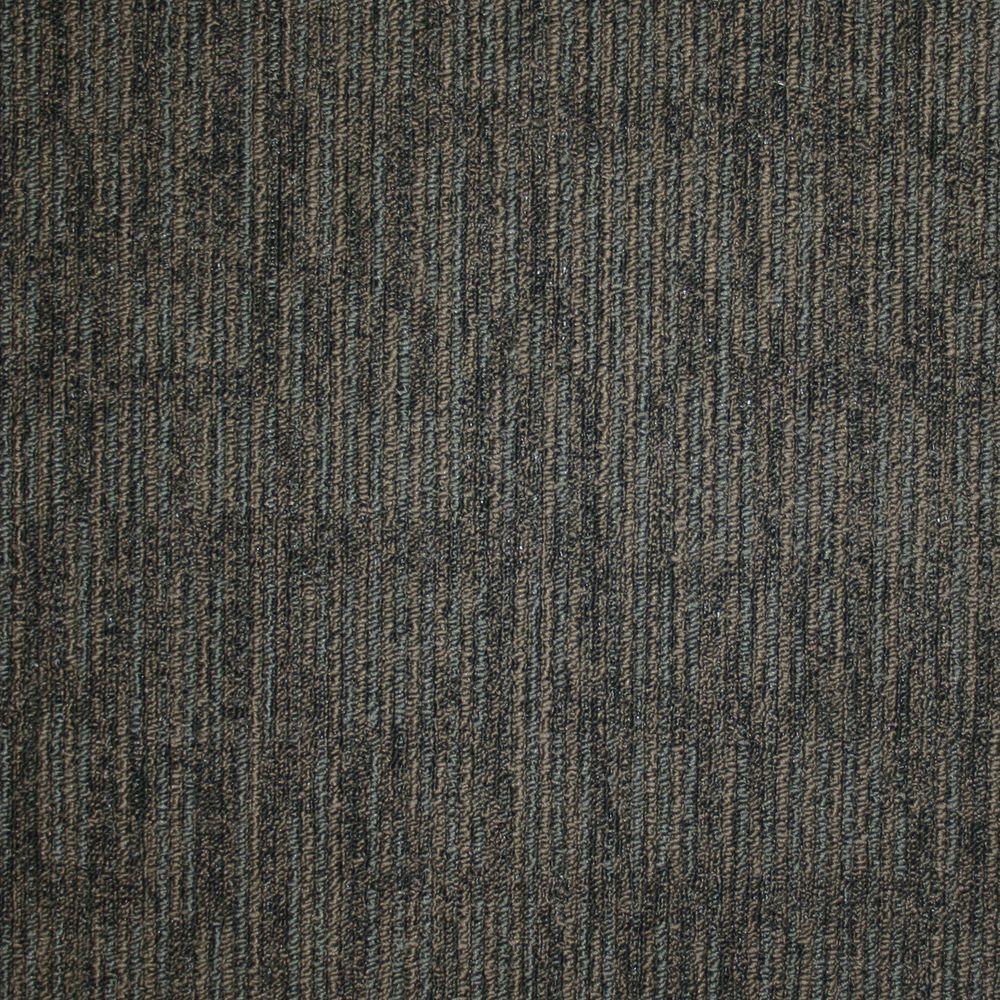 Eurotile Union Square Cavern Loop 19 7 In X Carpet Tile 20