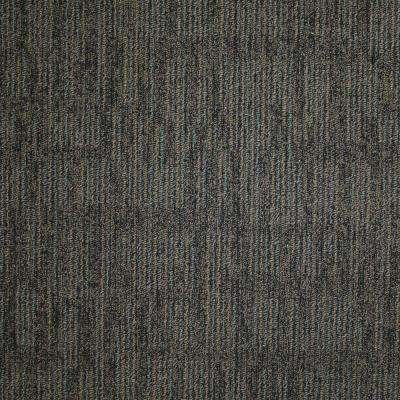 Union Square Cavern Loop 19.7 in. x 19.7 in. Carpet Tile (20 Tiles/Case)