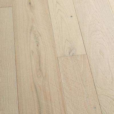 Take Home Sample - French Oak Seacliff Engineered Click Lock Hardwood Flooring - 5 in. x 7 in.