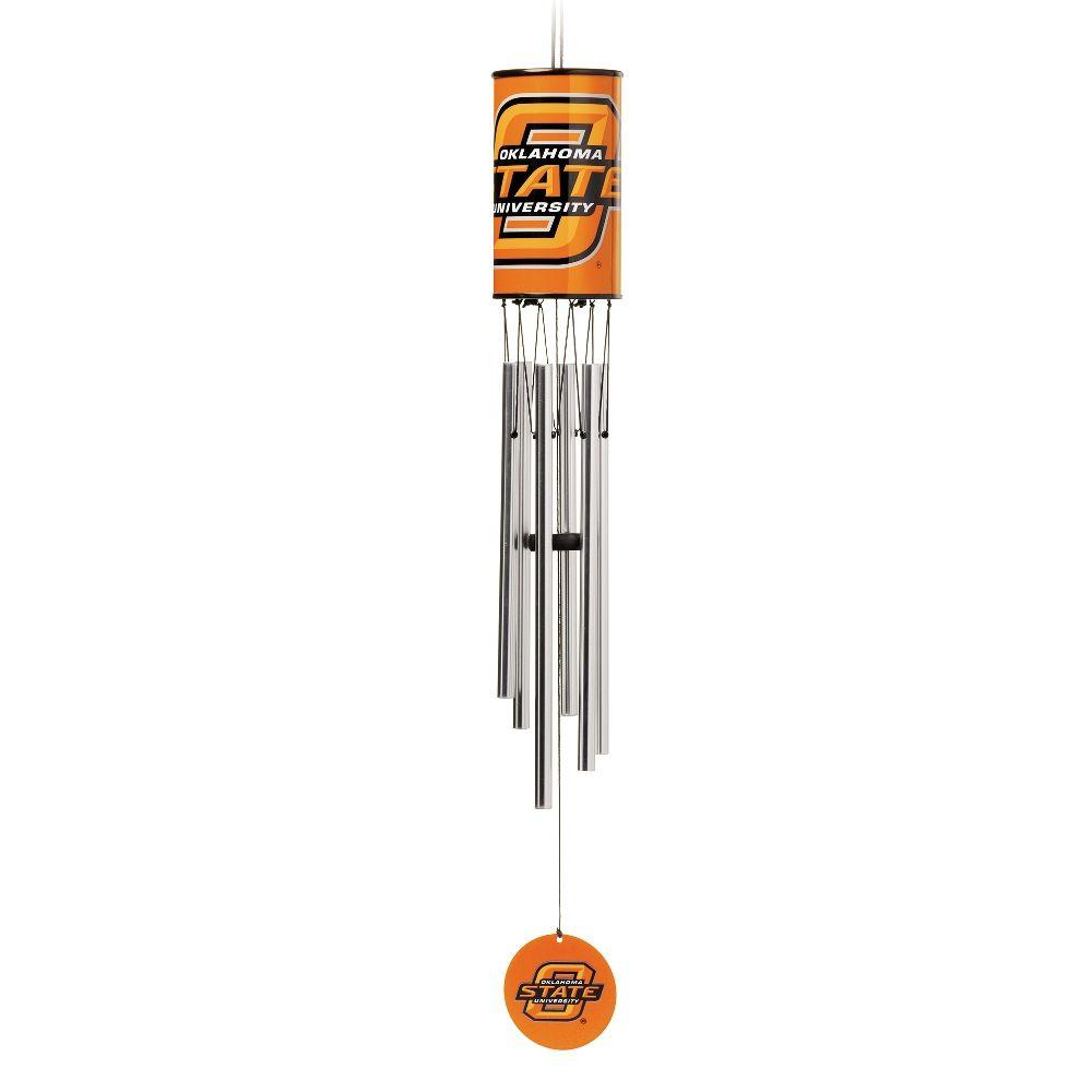 NCAA Oklahoma State Cowboys Wind Chimes