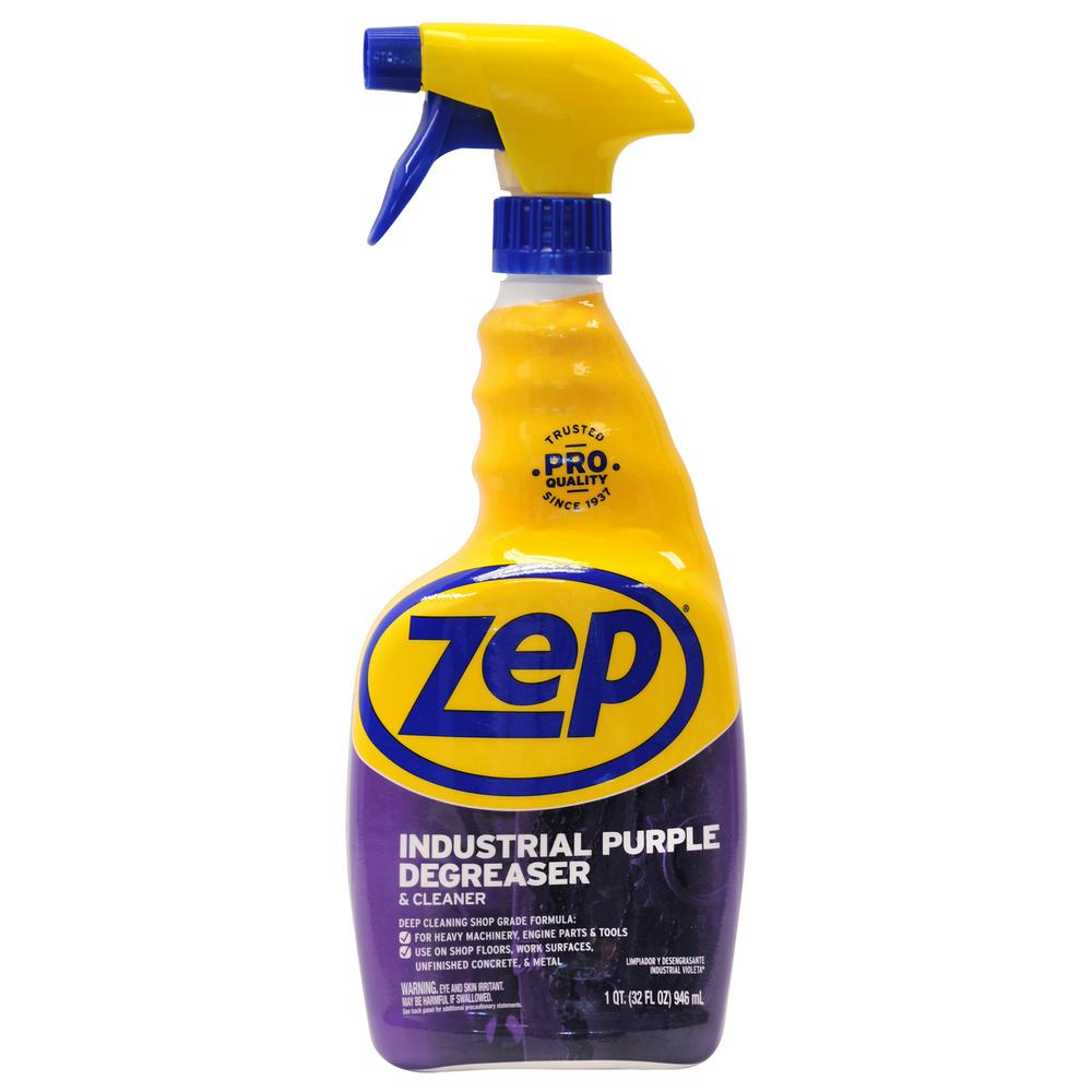 ZEP ZEP 32 oz. Industrial Purple Ready to Use Degreaser
