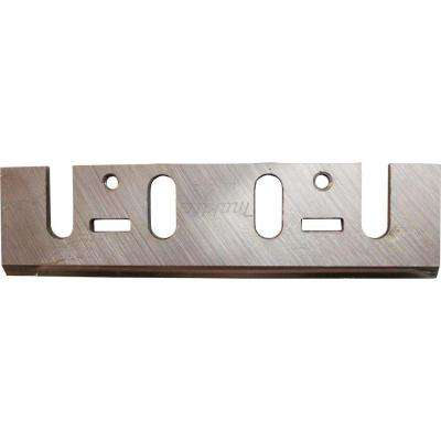 4-3/8 in. High Speed Steel Planer Blade Set