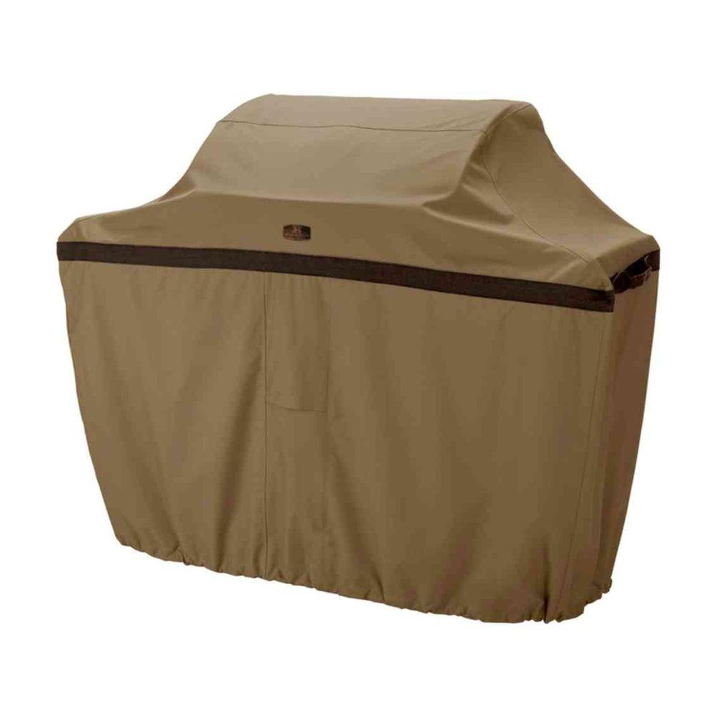 Hickory 80 in. 3X-Large BBQ Grill Cover