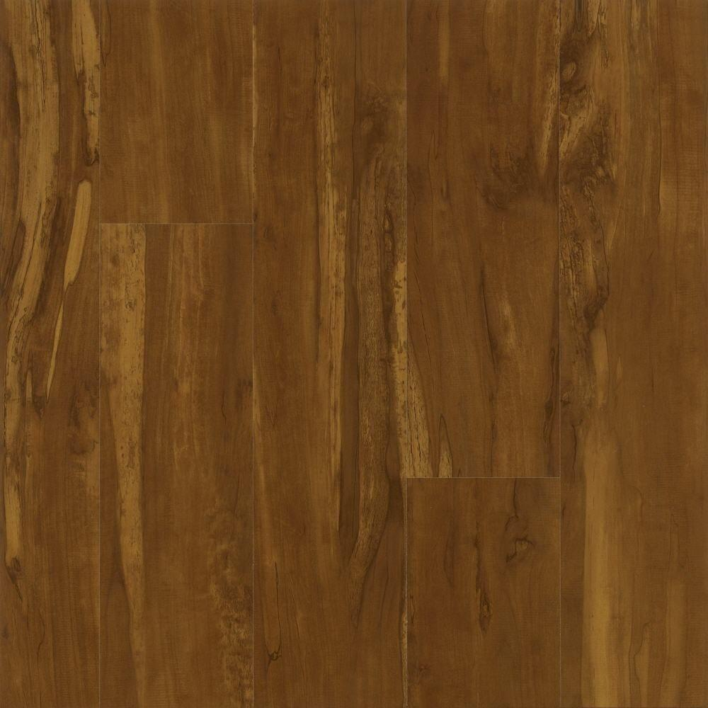 Spiced Apple Laminate Flooring - 5 in. x 7 in. Take