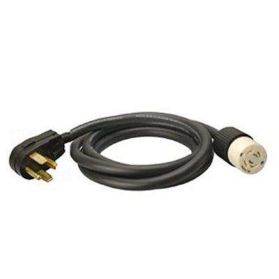 10 ft. 10/4 SEOOW Power Distribution Outdoor Heavy-Duty Extension Cord