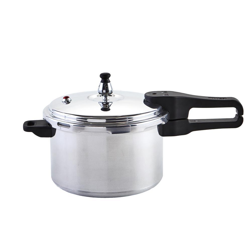 7.2 Qt. Aluminum Pressure Cooker