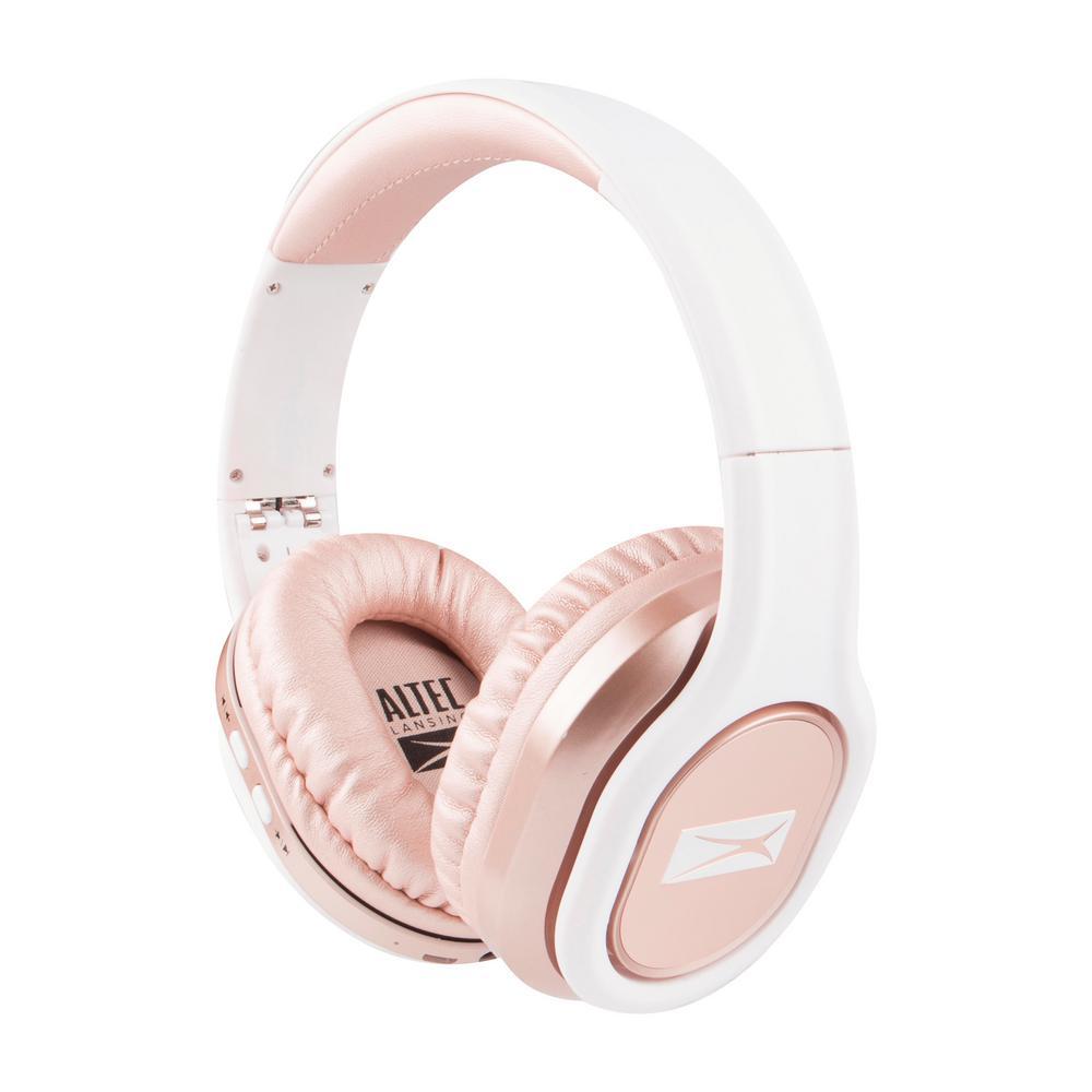 Evolution 2 Bluetooth Headphones in Rose Gold Evolution 2 Bluetooth Headphones in Rose Gold