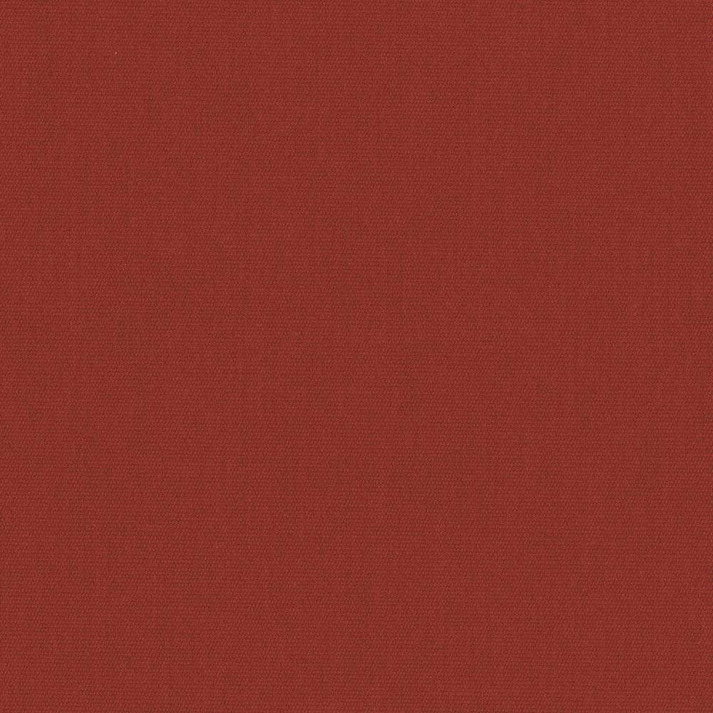 Oak Cliff Sunbrella Canvas Henna Patio Ottoman Slipcover (Pack of 2)