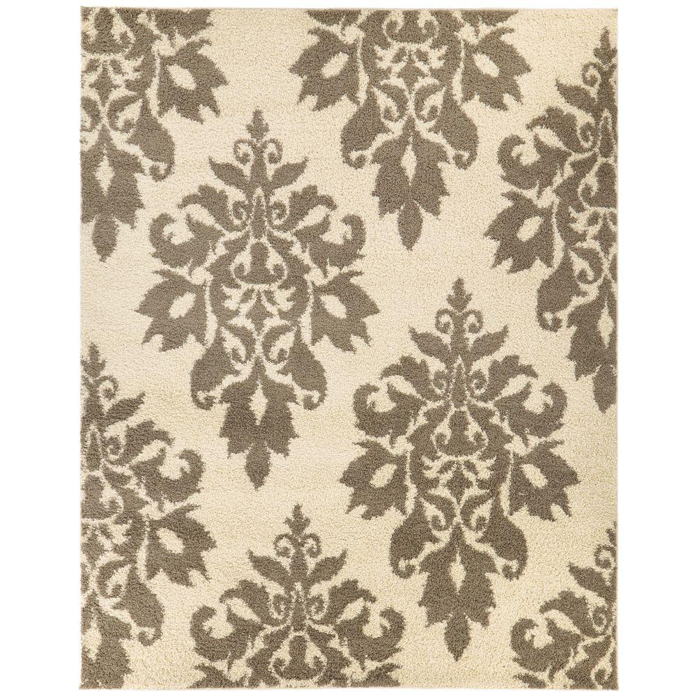Home Decorators Collection Solstice Ivory 1.83 Ft. X 5 Ft