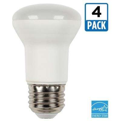 45W Equivalent Soft White R16 Dimmable LED Light Bulb (4-Pack)