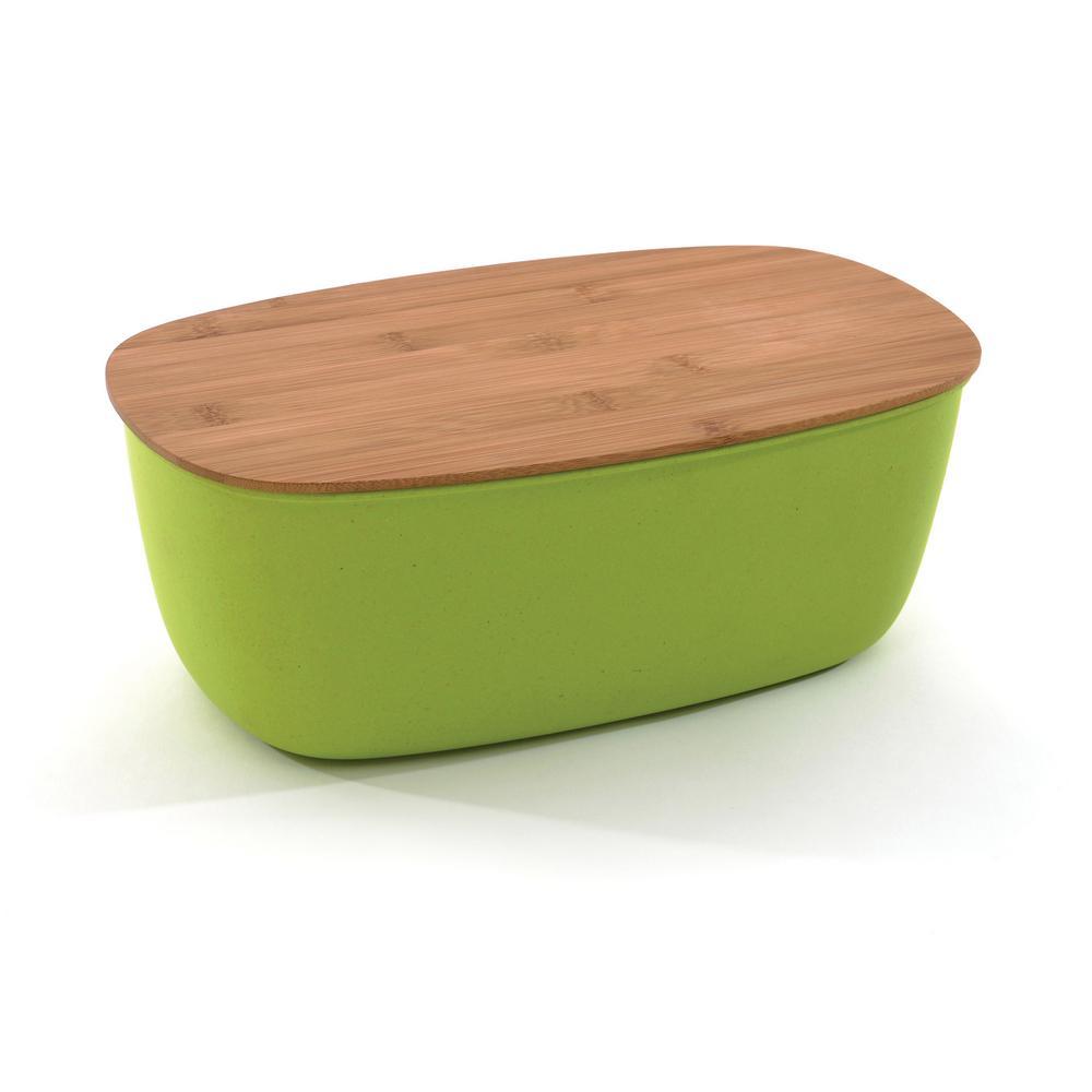 CooknCo Bread Bin in Green