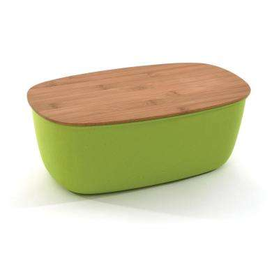 CooknCo Bread Bin in Green
