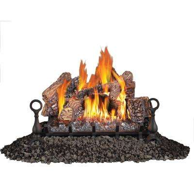 30 in. Vent Free Propane Gas Log Set