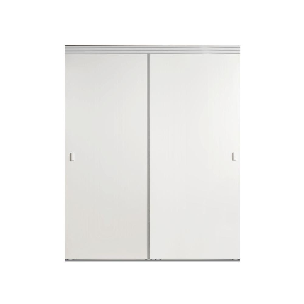 Smooth Flush White Solid Core Mdf Interior