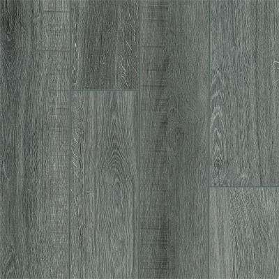 Rigid Core Essentials Blue Misted Gray 6 in. W x 48 in. L Luxury Vinyl Plank (18.8 sq. ft./case)