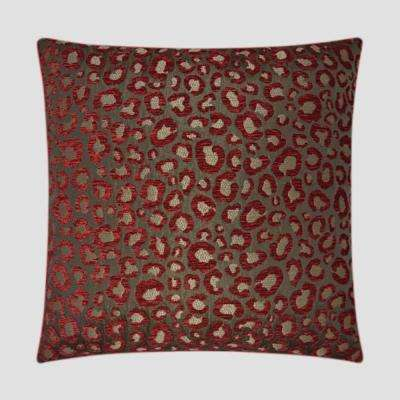 Sarafina Feather Down 20 in. x 20 in. Standard Decorative Throw Pillow