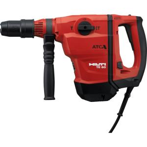 Click here to buy Hilti 2-Tool Pack TE 60-AVR/ATC SDS Max Active Torque Control Hammer Drill/Chipping and TE 7-C SDS Plus Hammer... by Hilti.