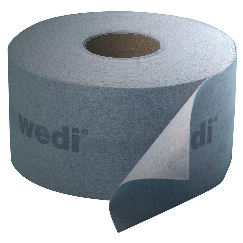 wedi Subliner Waterproof Sealing Tape 5 in. x 32 ft. 8 in. x 23 mil.