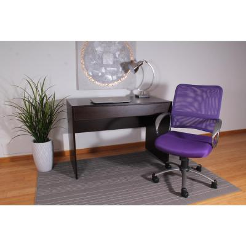 Purple Mesh Back Task Chair (Vibrant)
