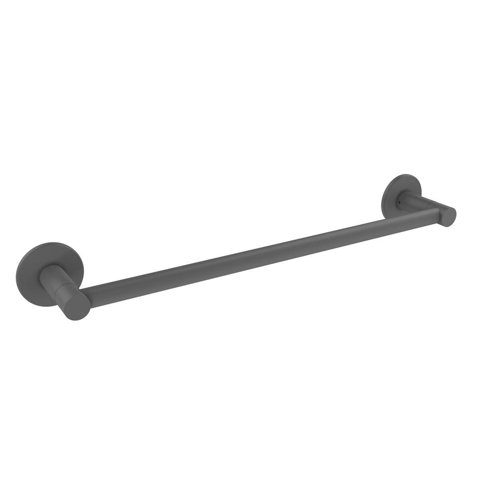 Allied Brass Fresno Collection 30 In Towel Bar In Matte