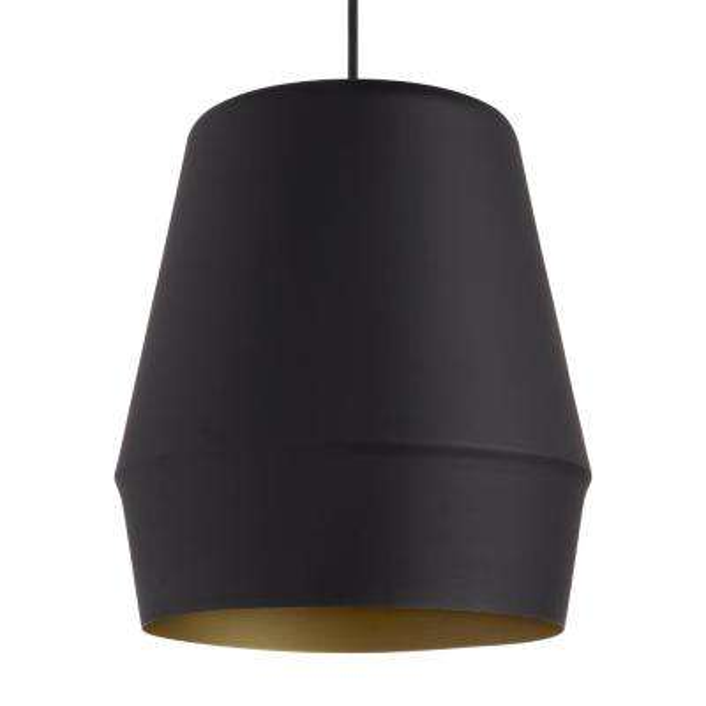 Allea 1-Light Black Pendant