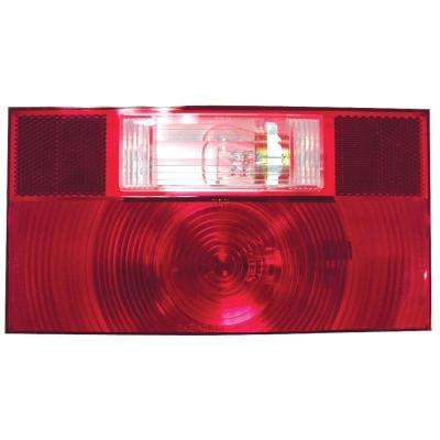 Stop, Turn and Tail Light with Reflex - with integral Back Up Light