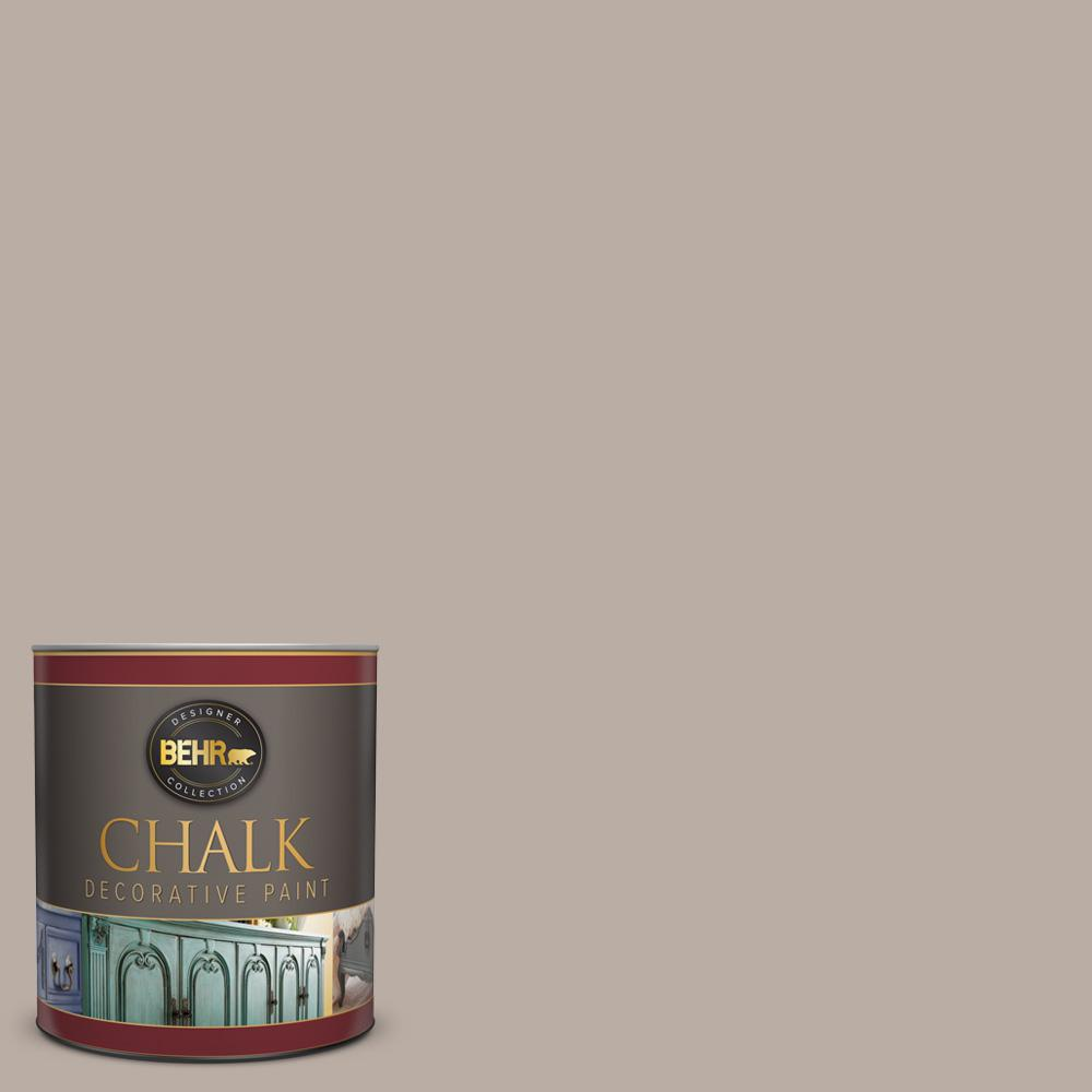Behr 1 Qt Bcp41 Pale Sepia Interior Chalk Finish Paint
